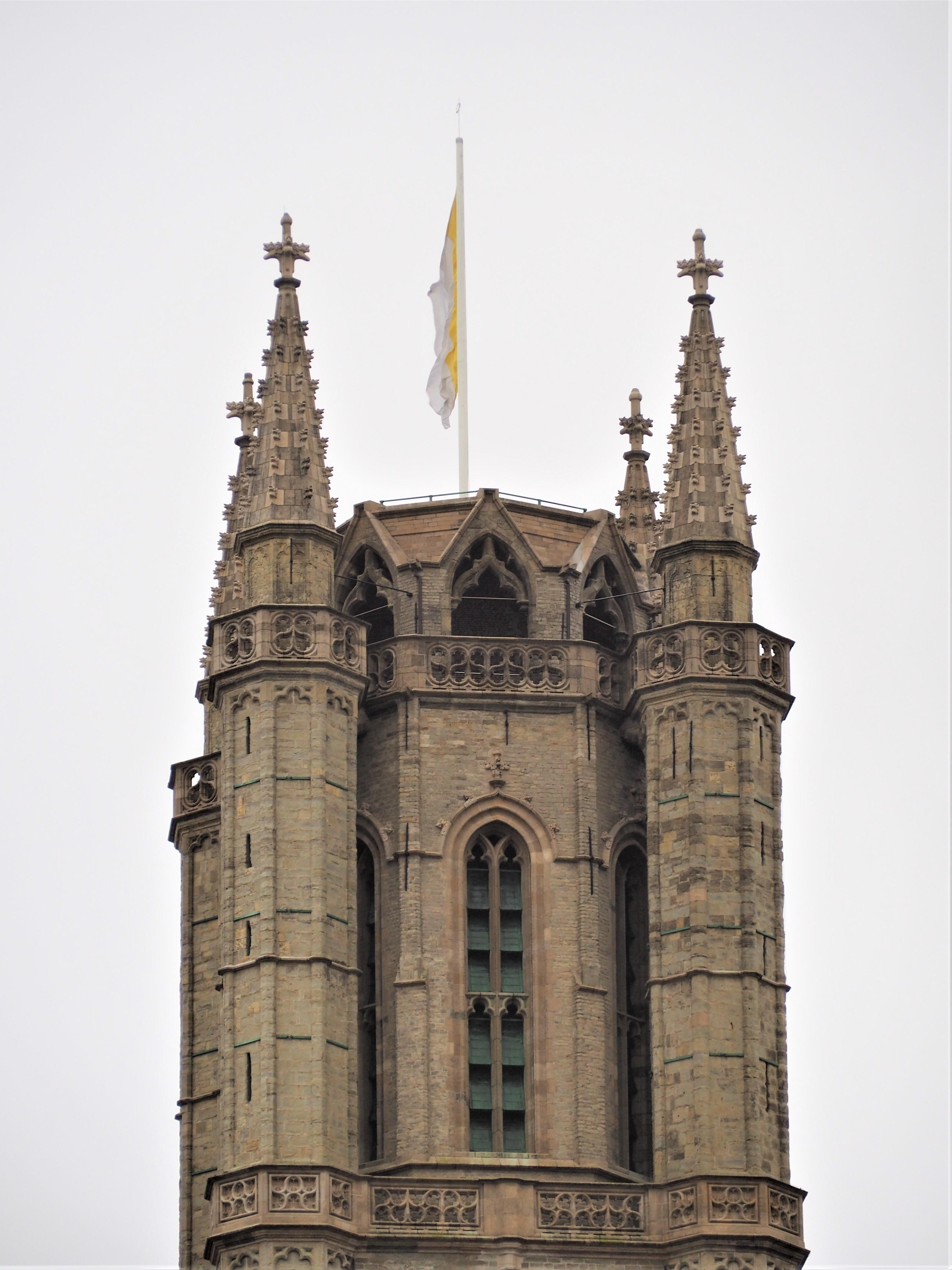 Gand Belgique Cathédrale Saint-Banon clioandco blog voyage