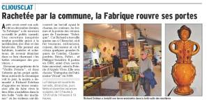 article dl poterie