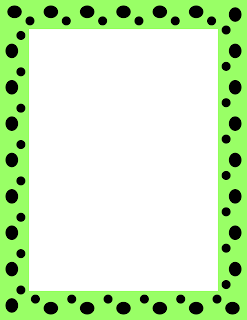 Sample Page Borders - ClipArt Best