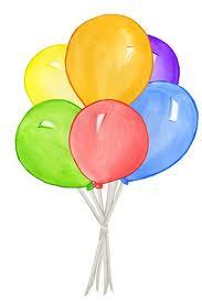 Gambar Balon Ulang Tahun - ClipArt Best