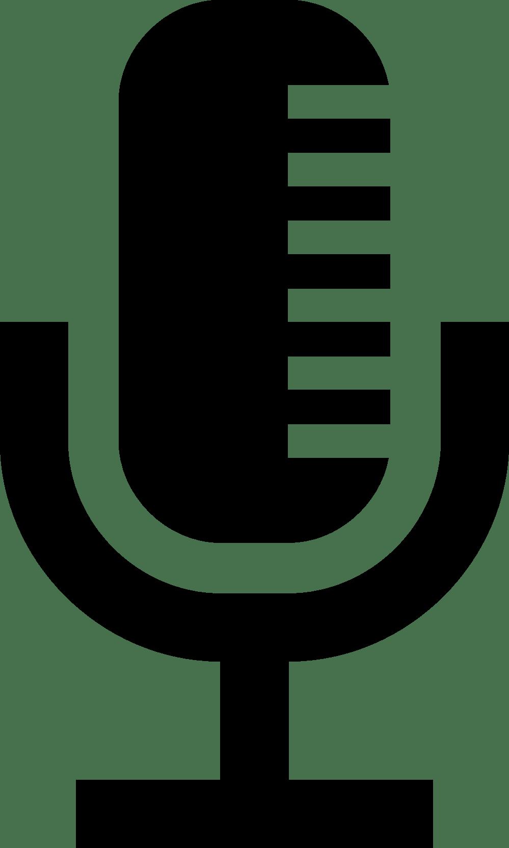 Logo Microphone ClipArt Best