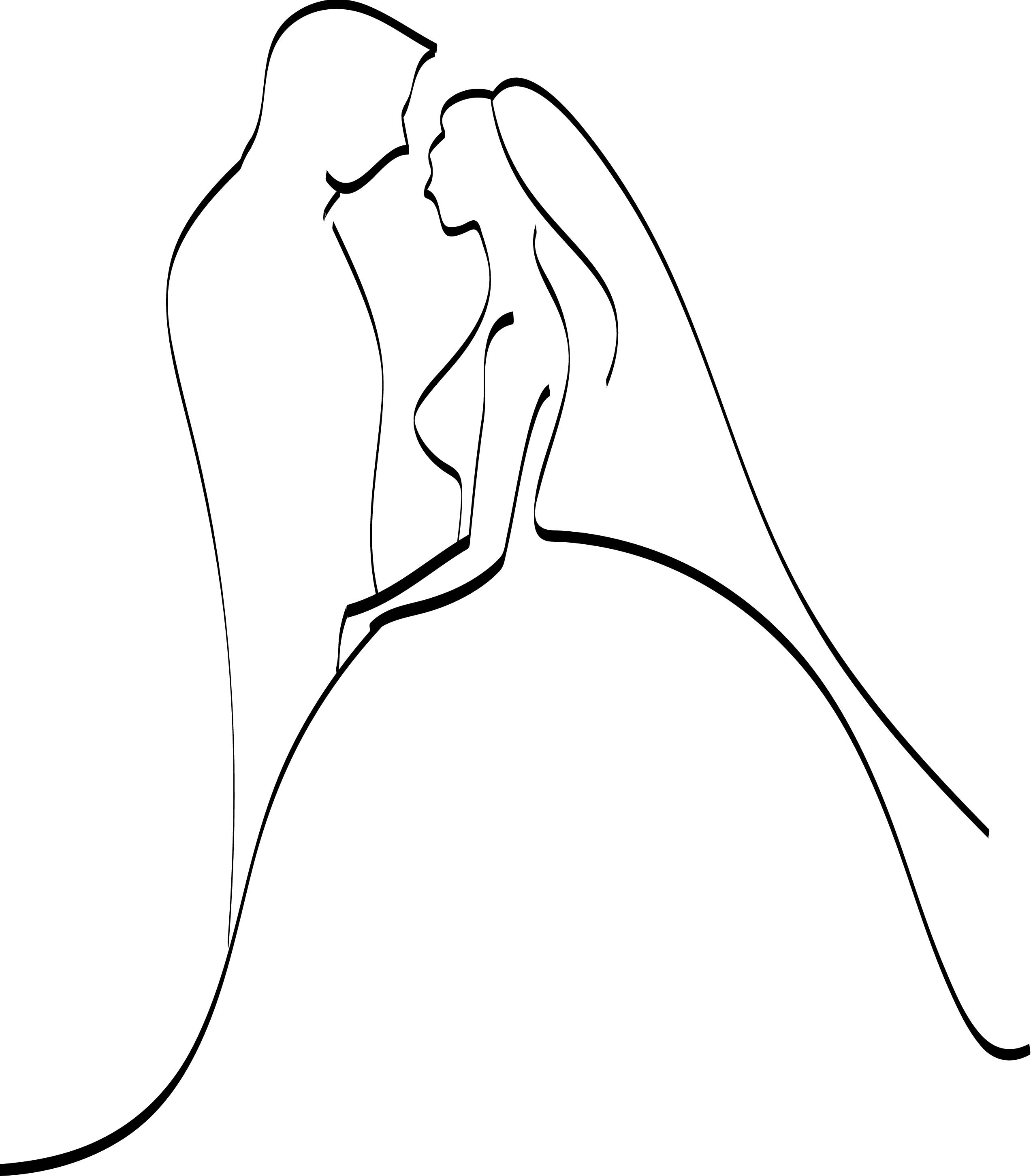 Eucharist Silhouette