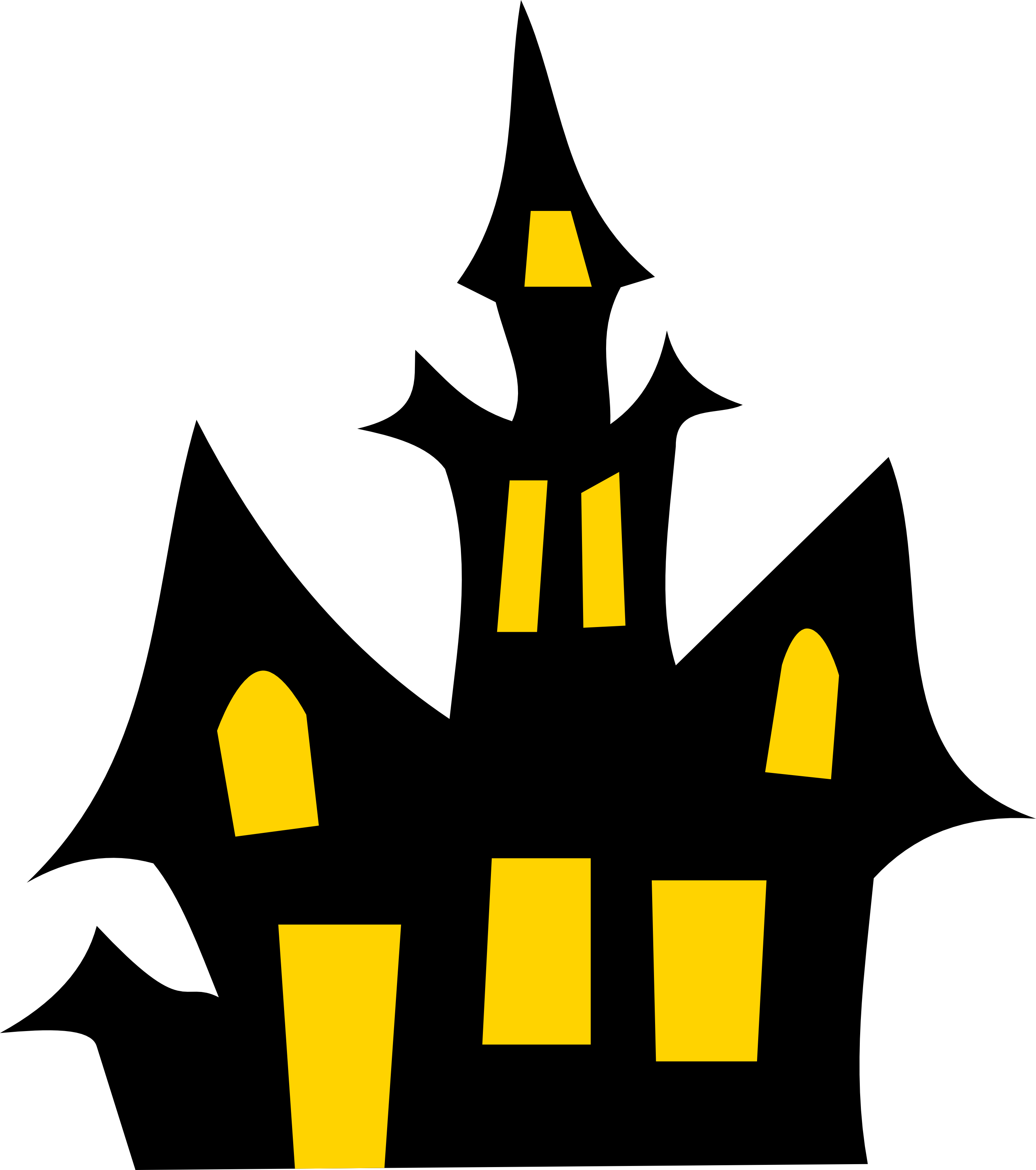Haunted House Pictures For Kids