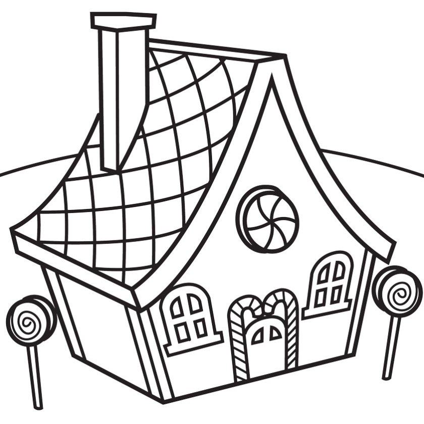 candyland coloring pages  clipart best