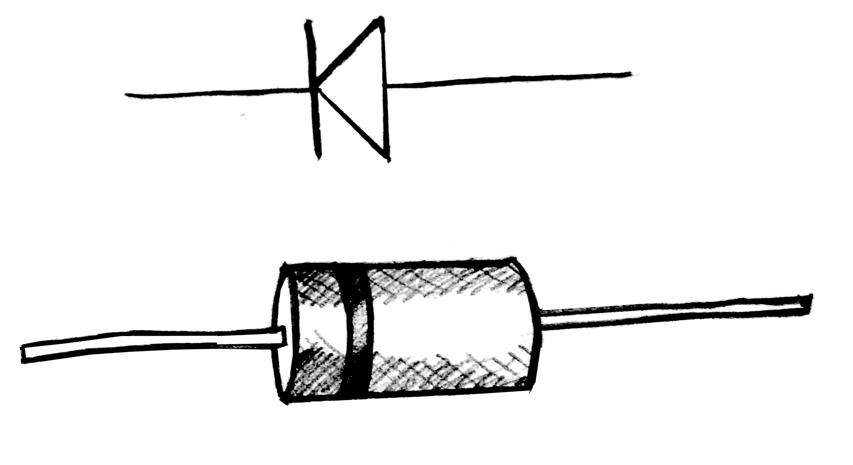 Circuit Symbol For Zener Diode