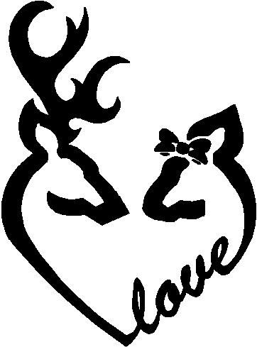 Download Browning Heart Tattoos | Browning ... - ClipArt Best ...
