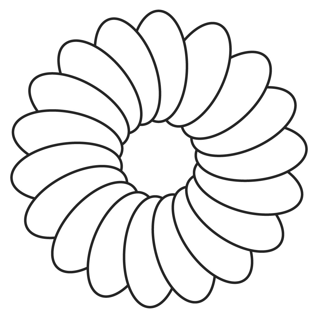 Flower Cut Out Templates
