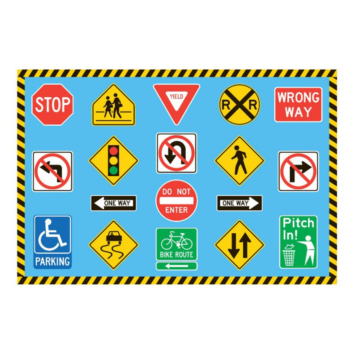 Picture Of Traffic Signs