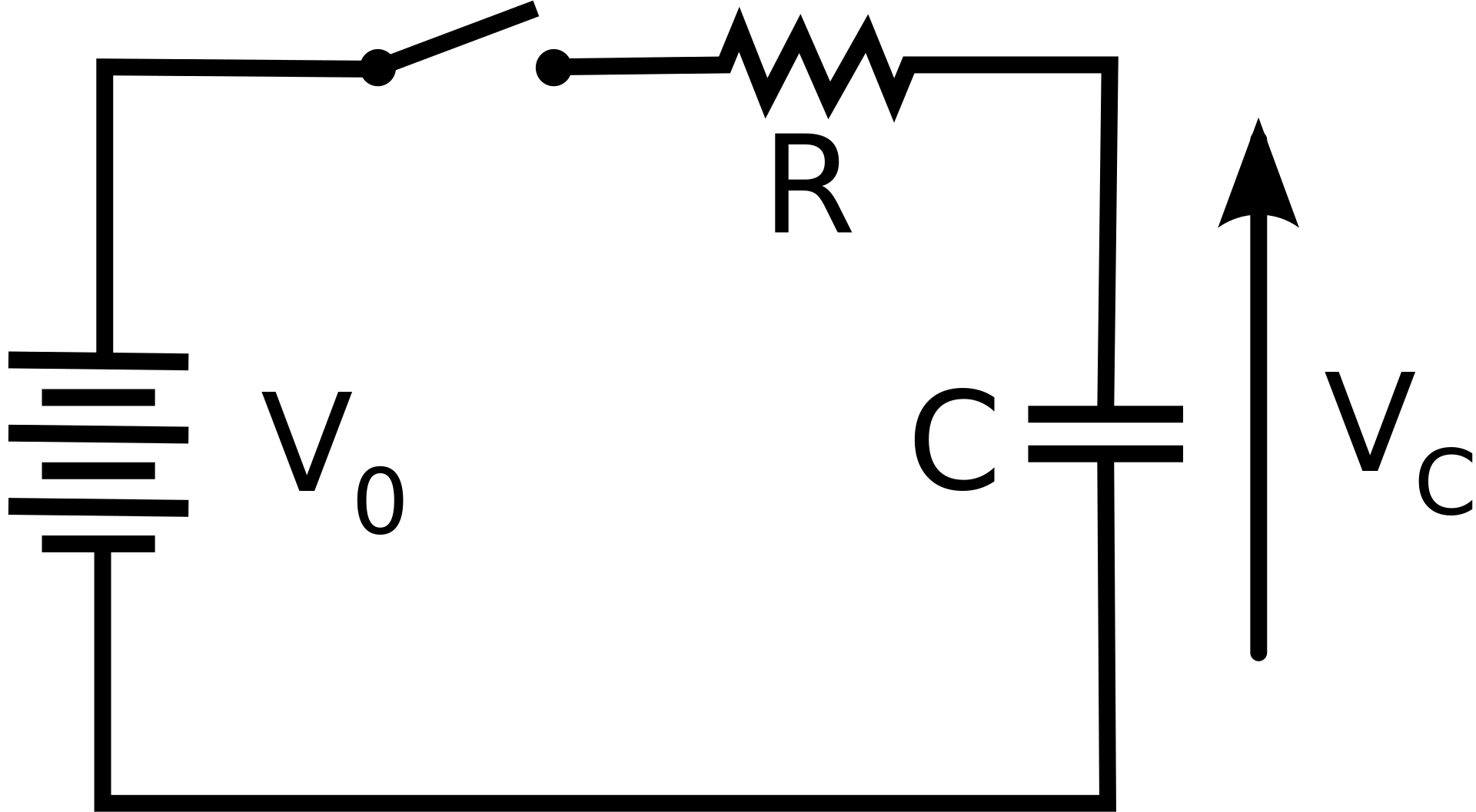 Electronic Symbols Variable Resistance