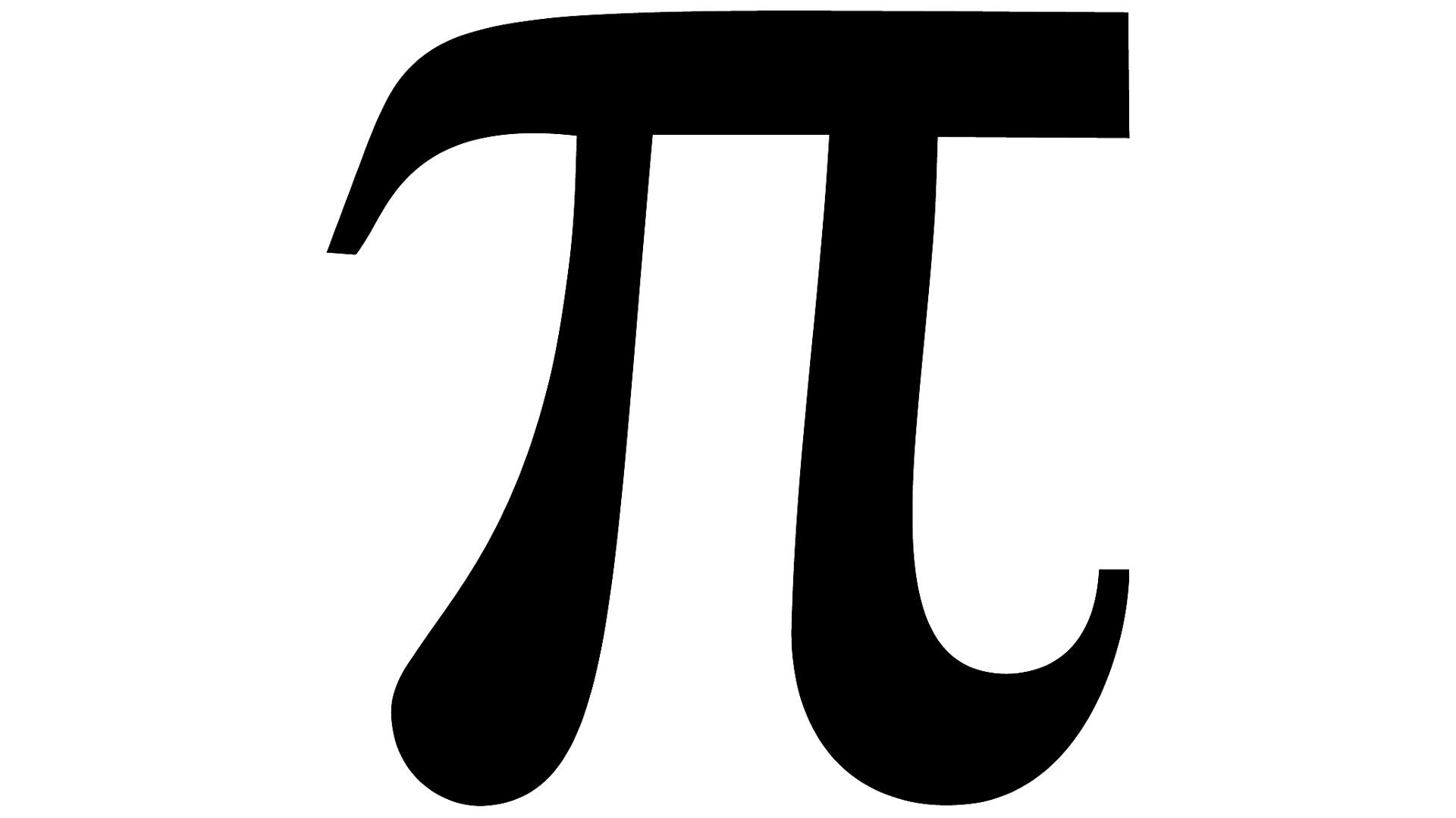 Pie Math Symbol