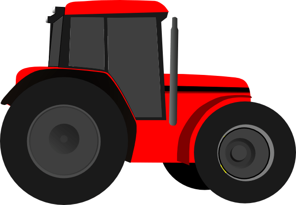 Clip Ih Tractor Case Art