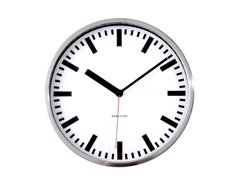 Wall Clock No Hands