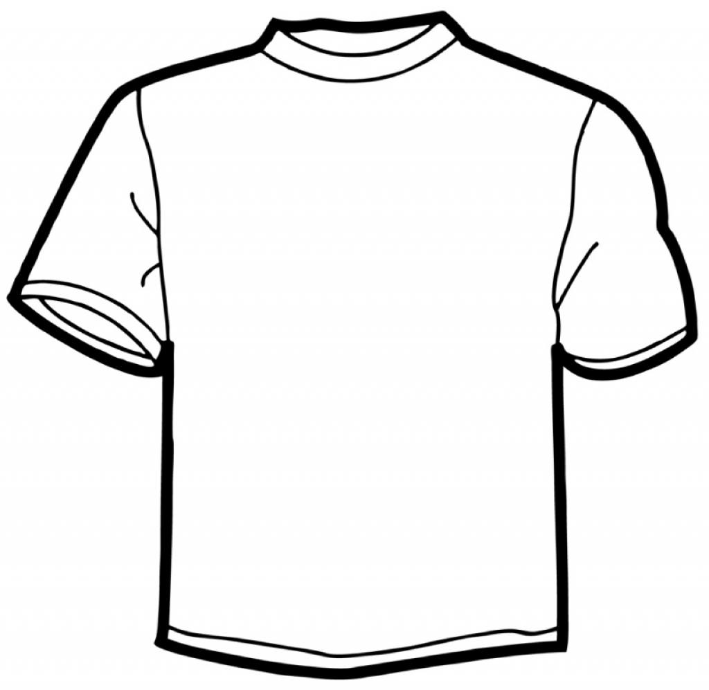 T Shirt Coloring