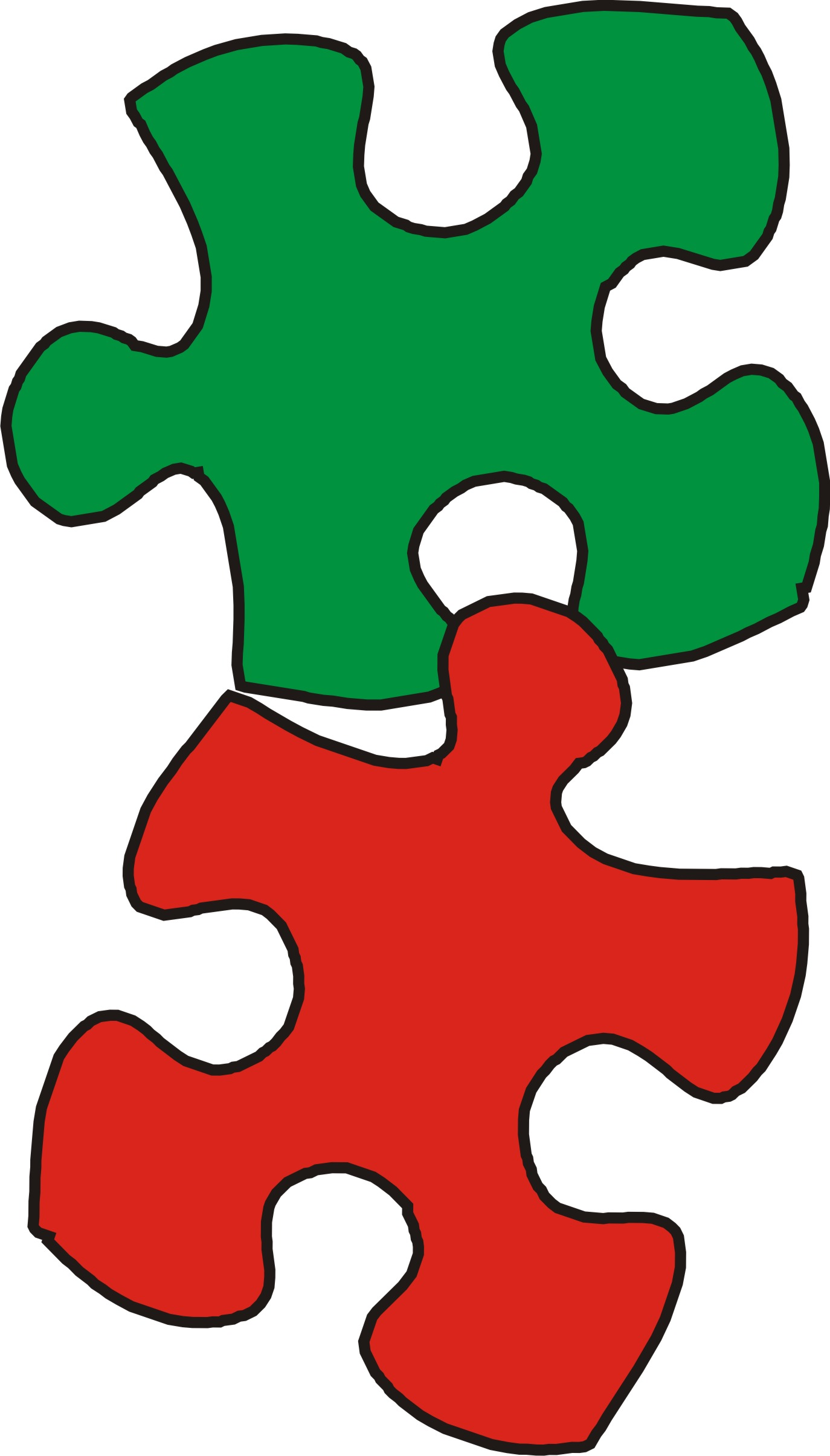 Jigsaw Template