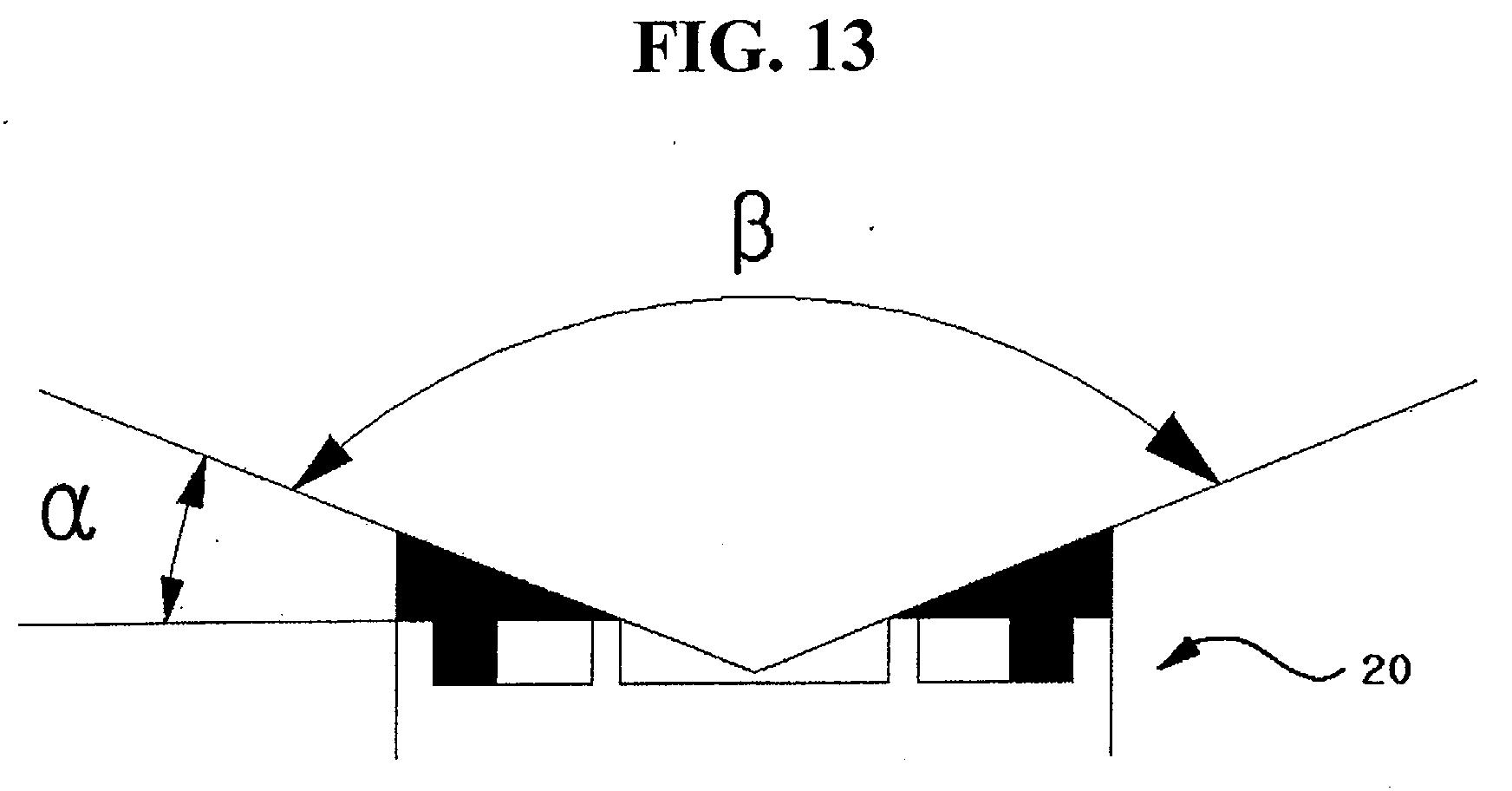 Unlabeled Eye Diagram