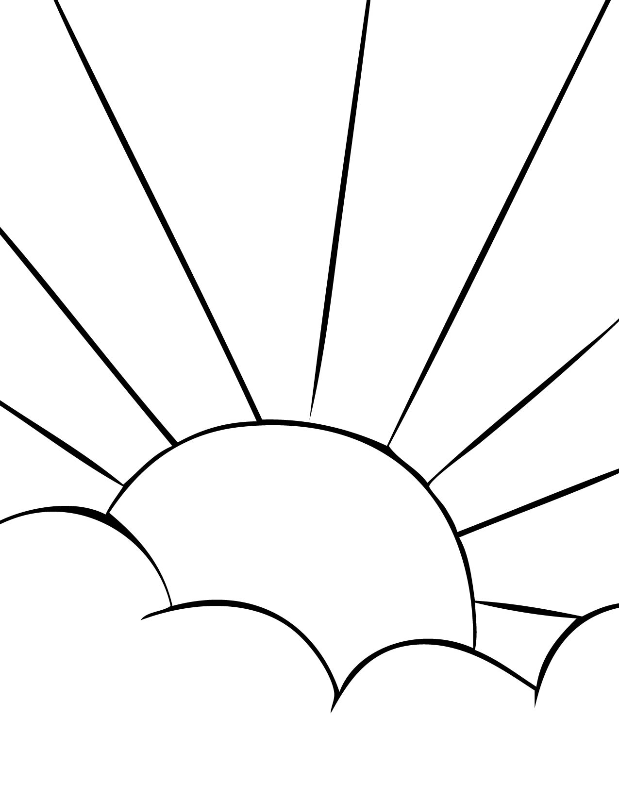 Sun Pictures For Kids