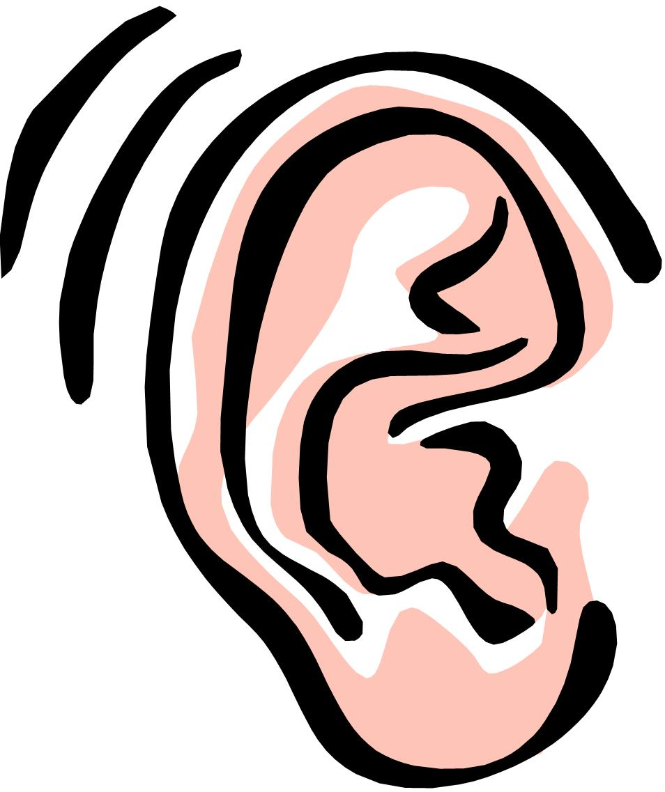 ear-clip-art-14 | For Lack of a Better Words