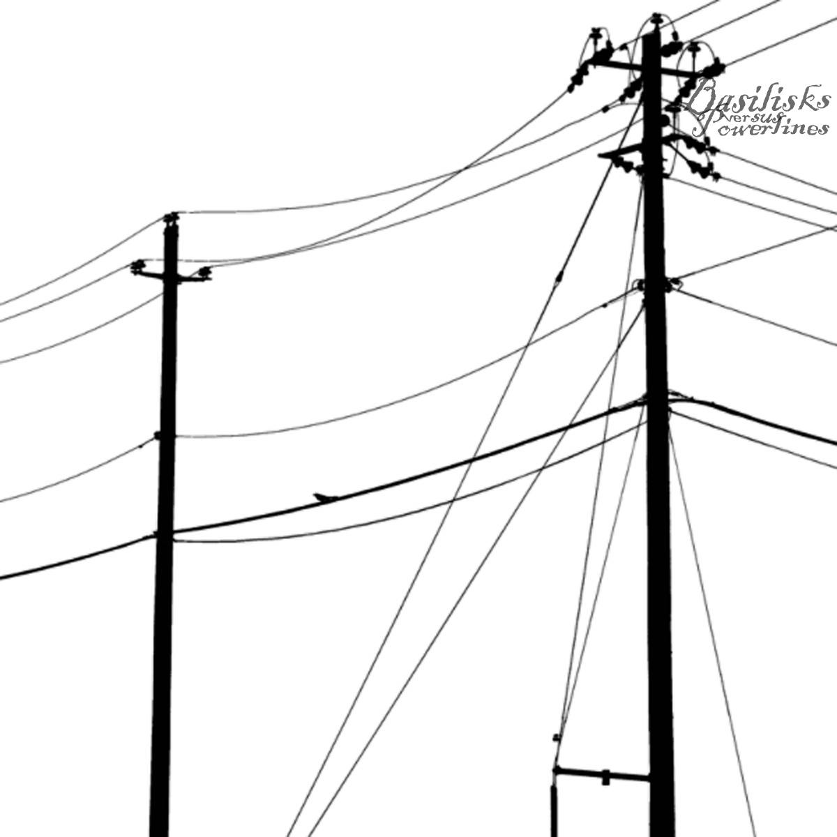 Power Line Clip Art