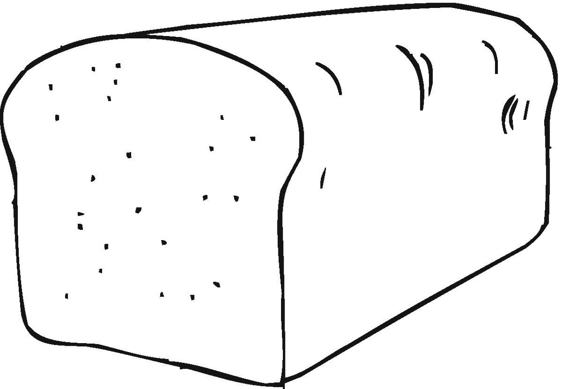 Printable Images Of Bread Loaf
