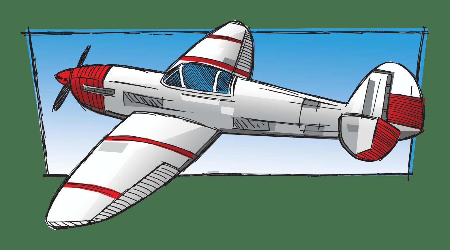 Plane Clipart
