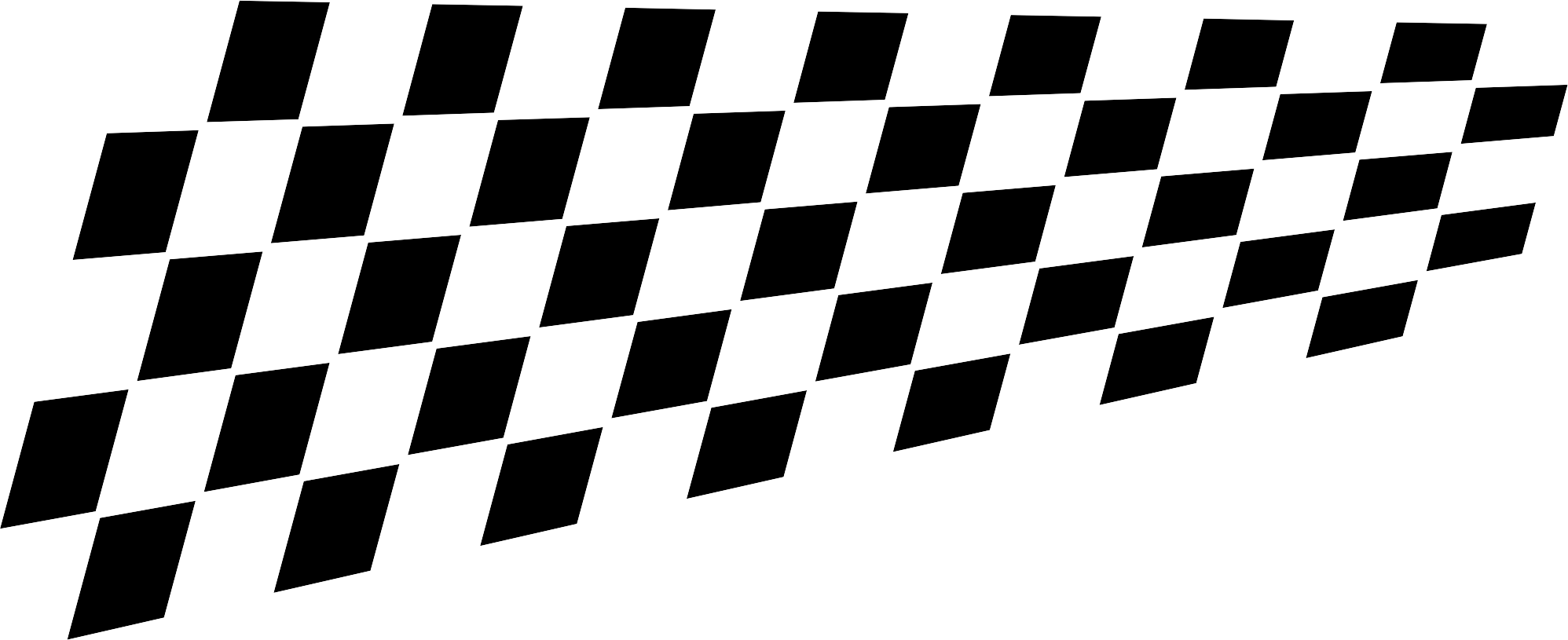 Racing Flag Background