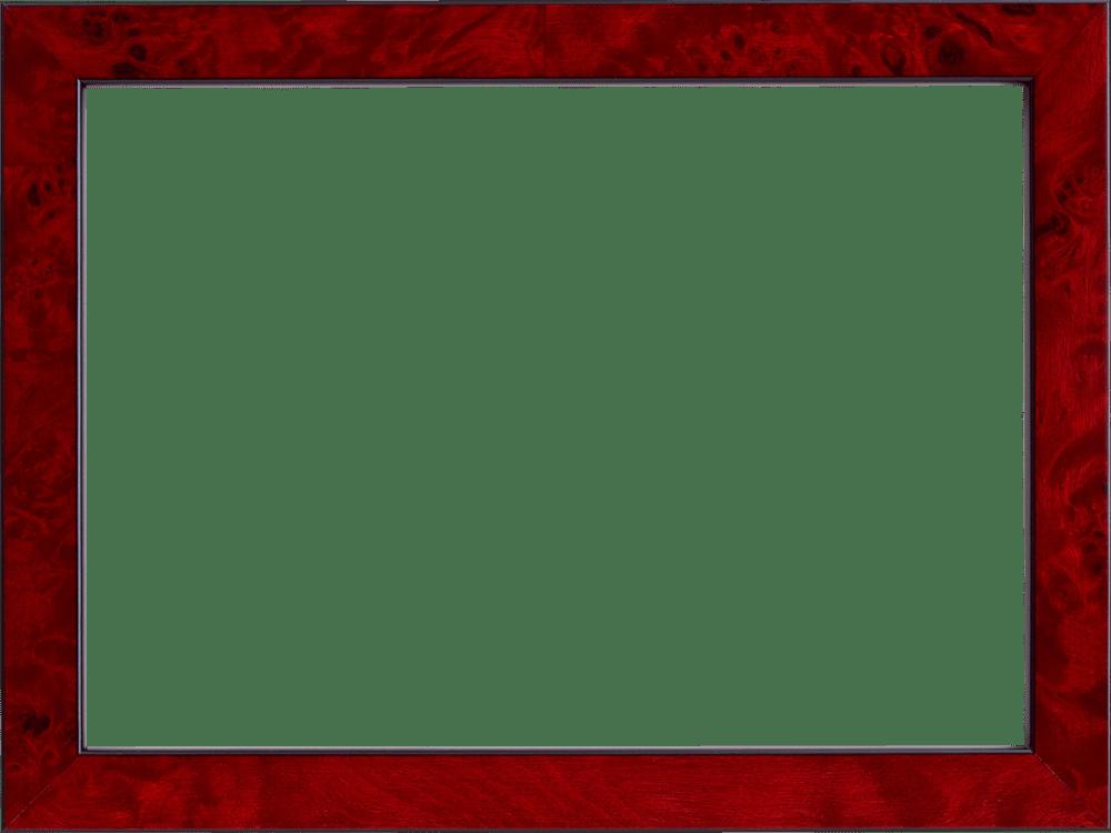 Maroon Certificate Border