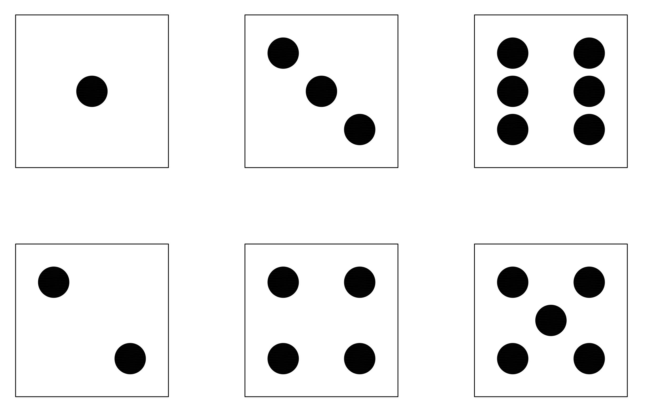 7 Best Images Of Printable Dice Template With Dots