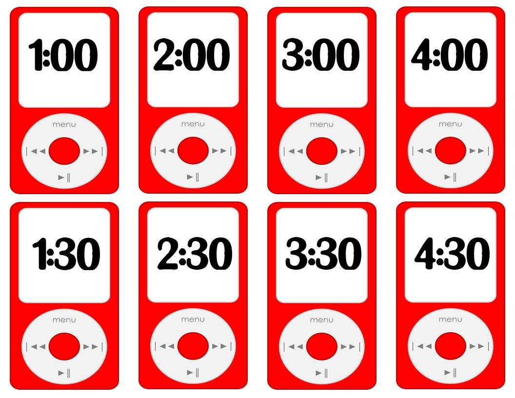 Blankog Clock