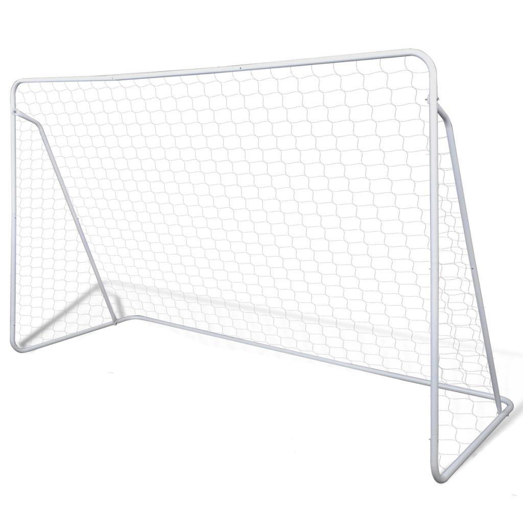 A Soccer Goal Net