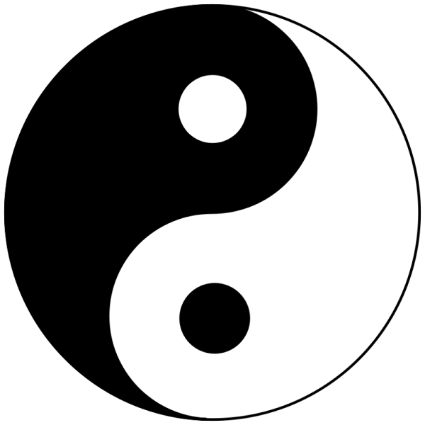 Ying Yang Png ClipArt Best