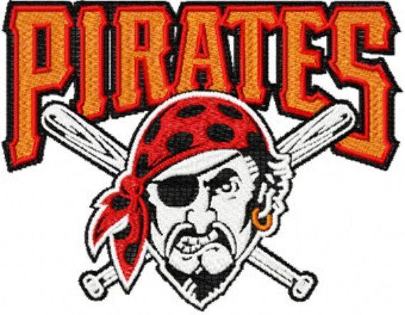 Pirates Baseball Symbol
