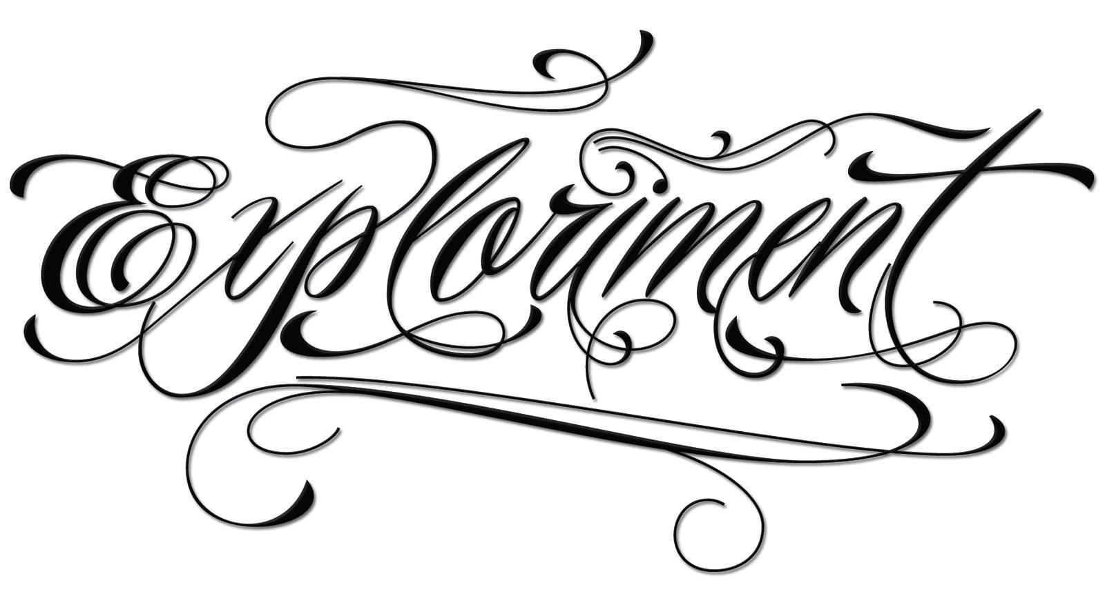 Tattoo Script Generator
