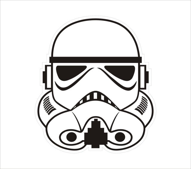 Stormtrooper Coloring Pages - ClipArt Best