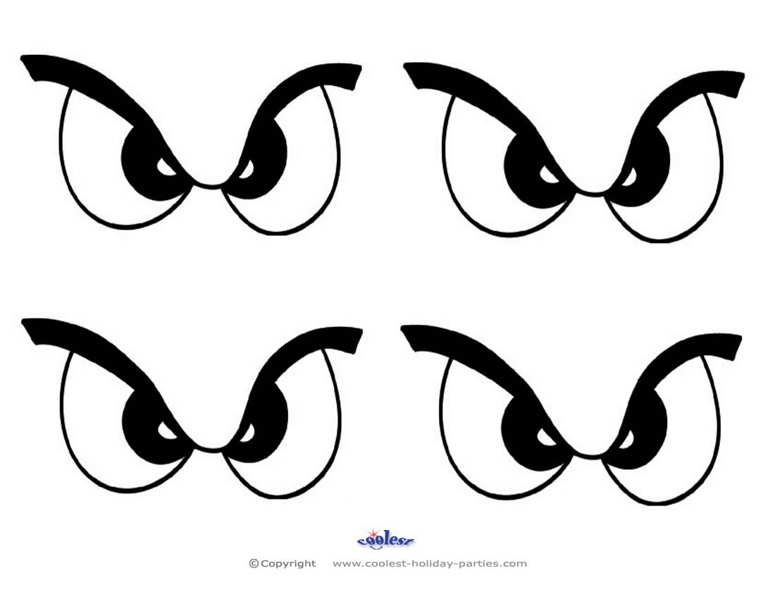 Eye Stencils