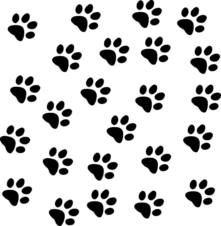 Kitty Paw Print