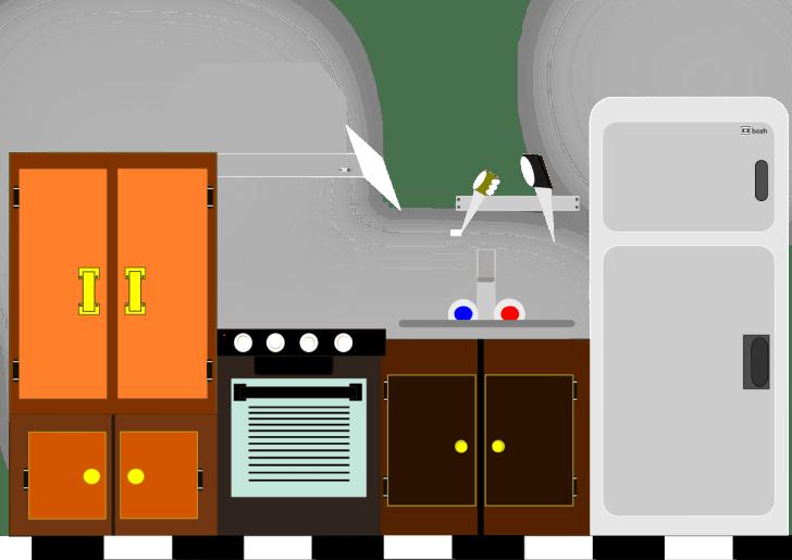 Kitchen Clipart Votiak School Cliparts Clipartse