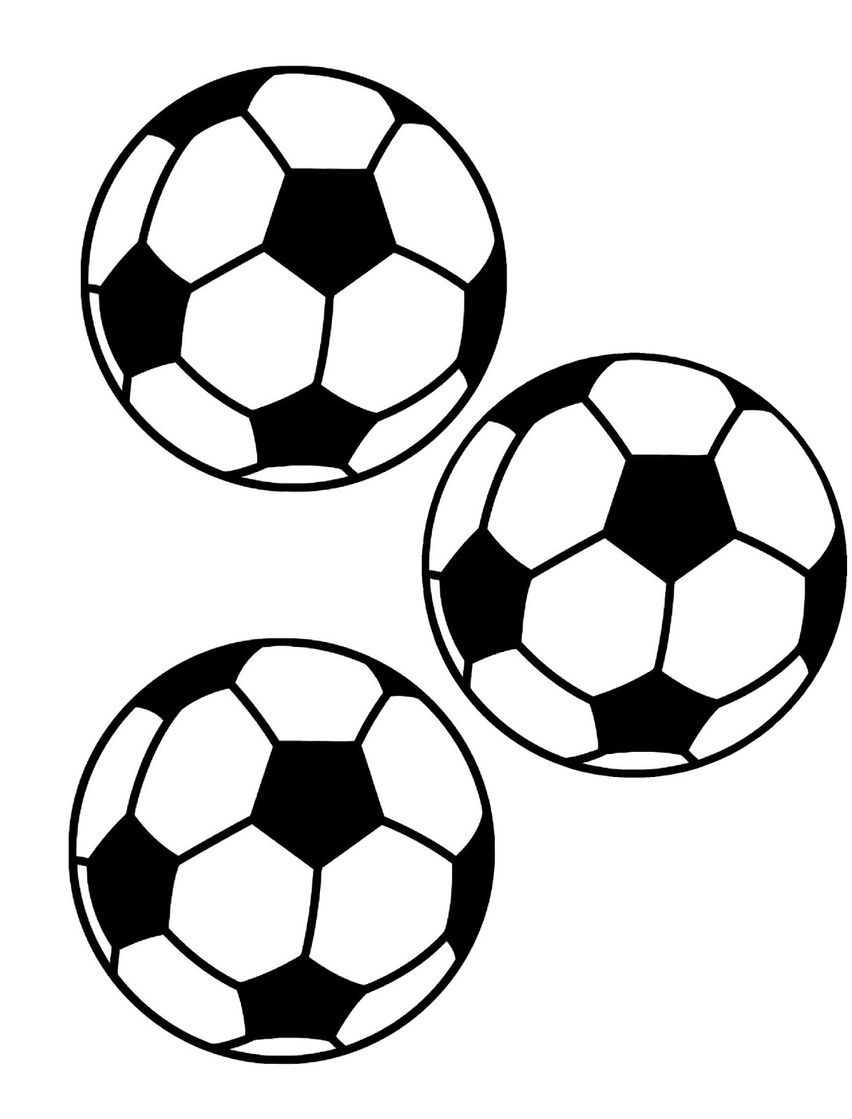 Printable Soccer Pictures