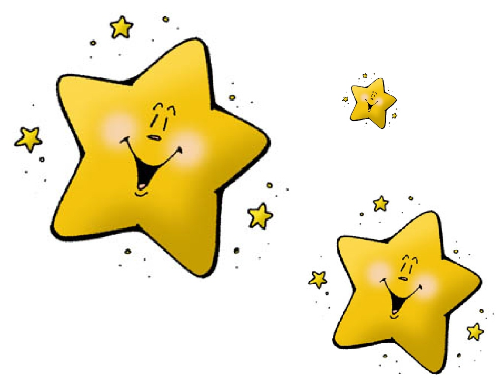 Stars Clip Art Kindergarten Worksheets Guide