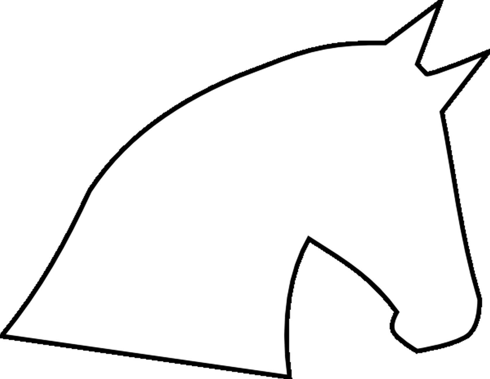 Horse Head Pattern