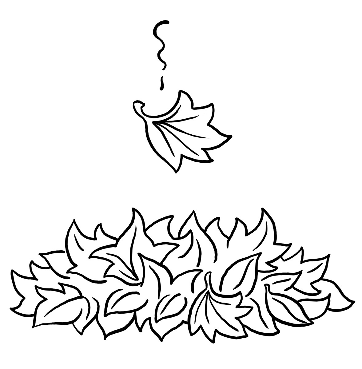 Maple Leaf Printable