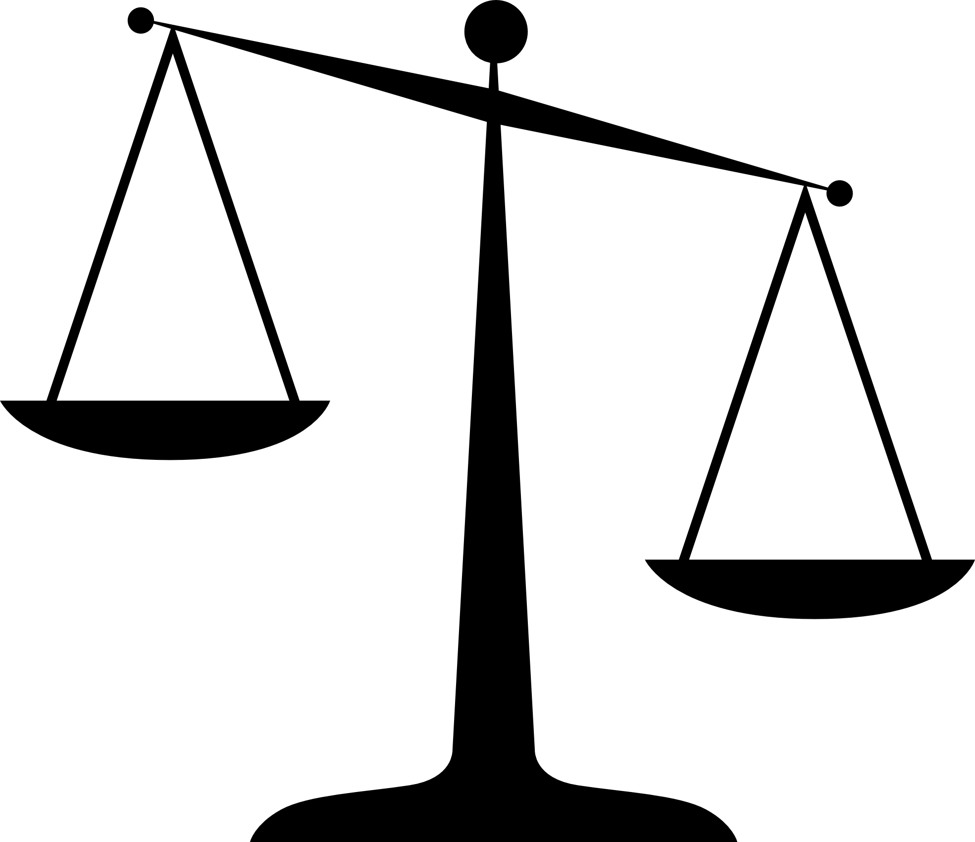 Scales Of Justice Clip Art Lady Tattoo