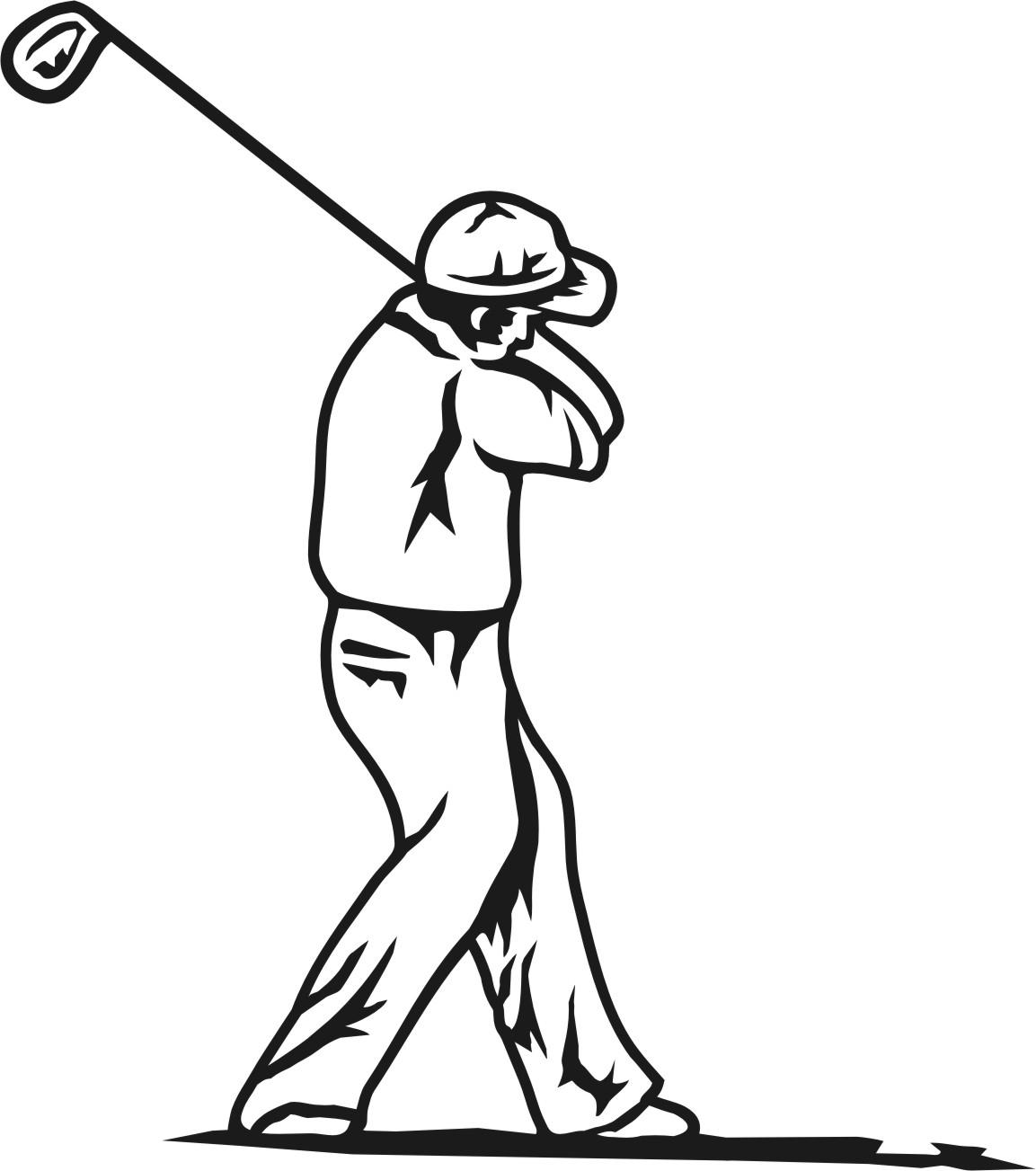 Golf Drawings