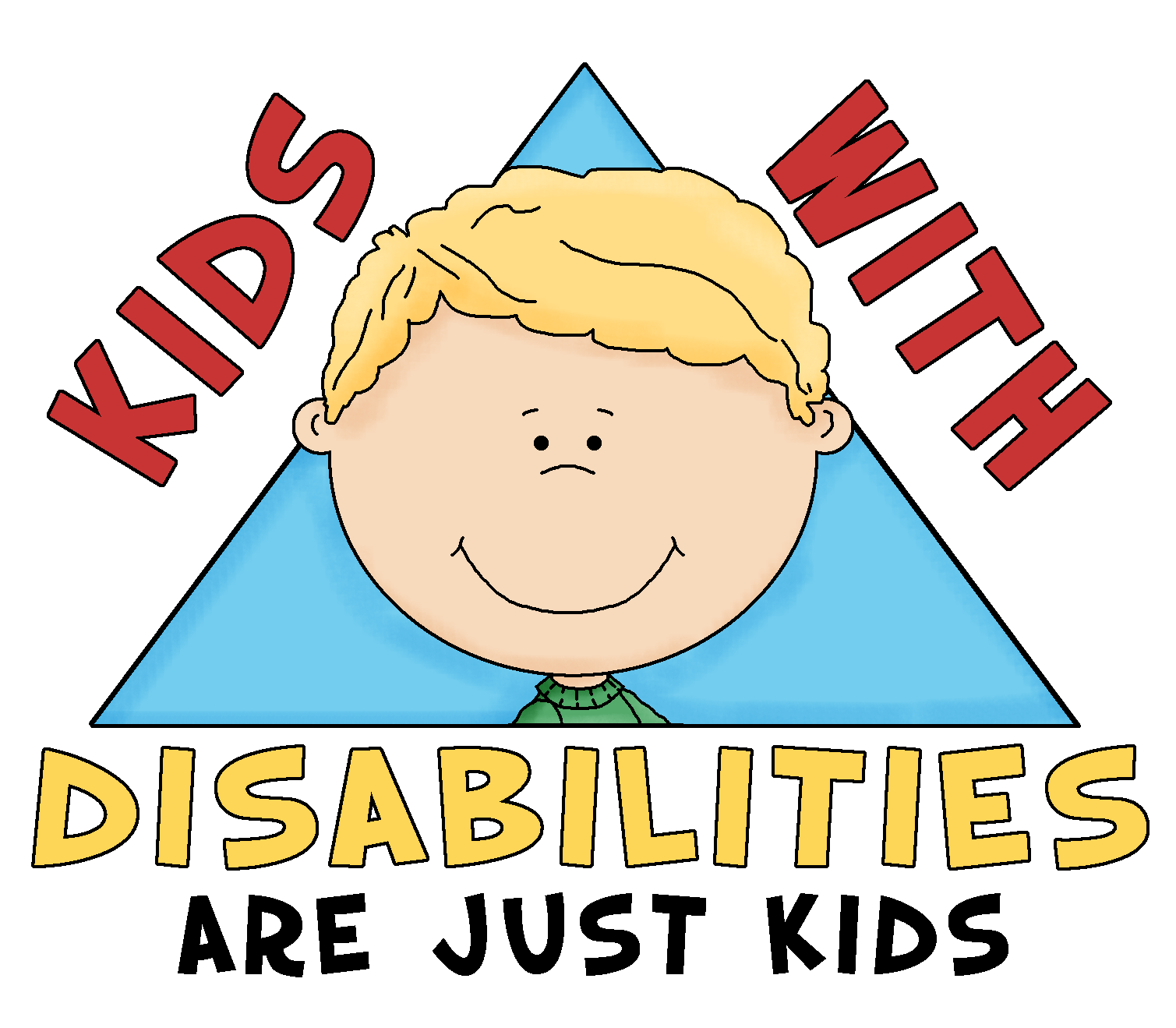 Art People Clip Disabled