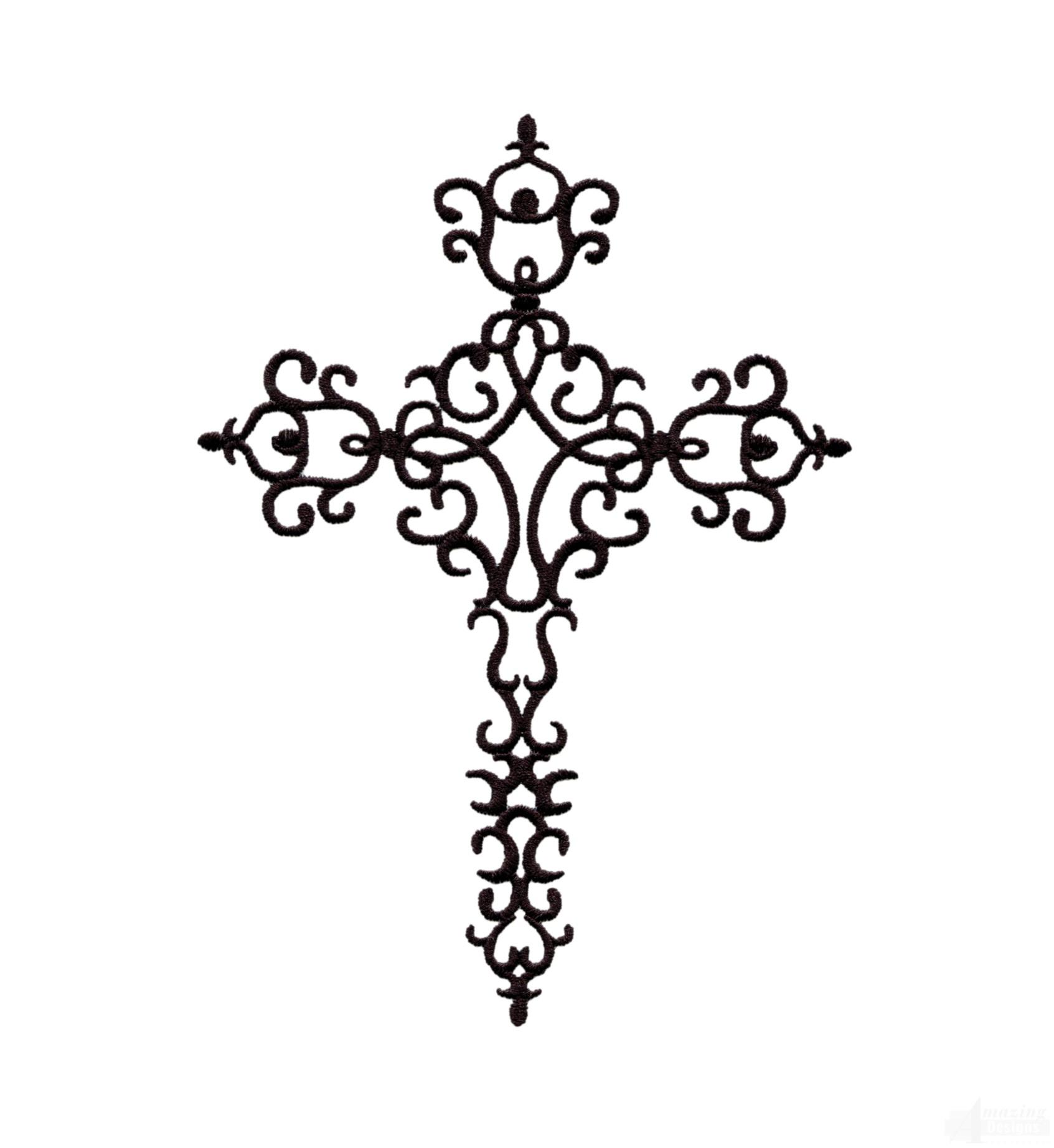 Easter Cross Image