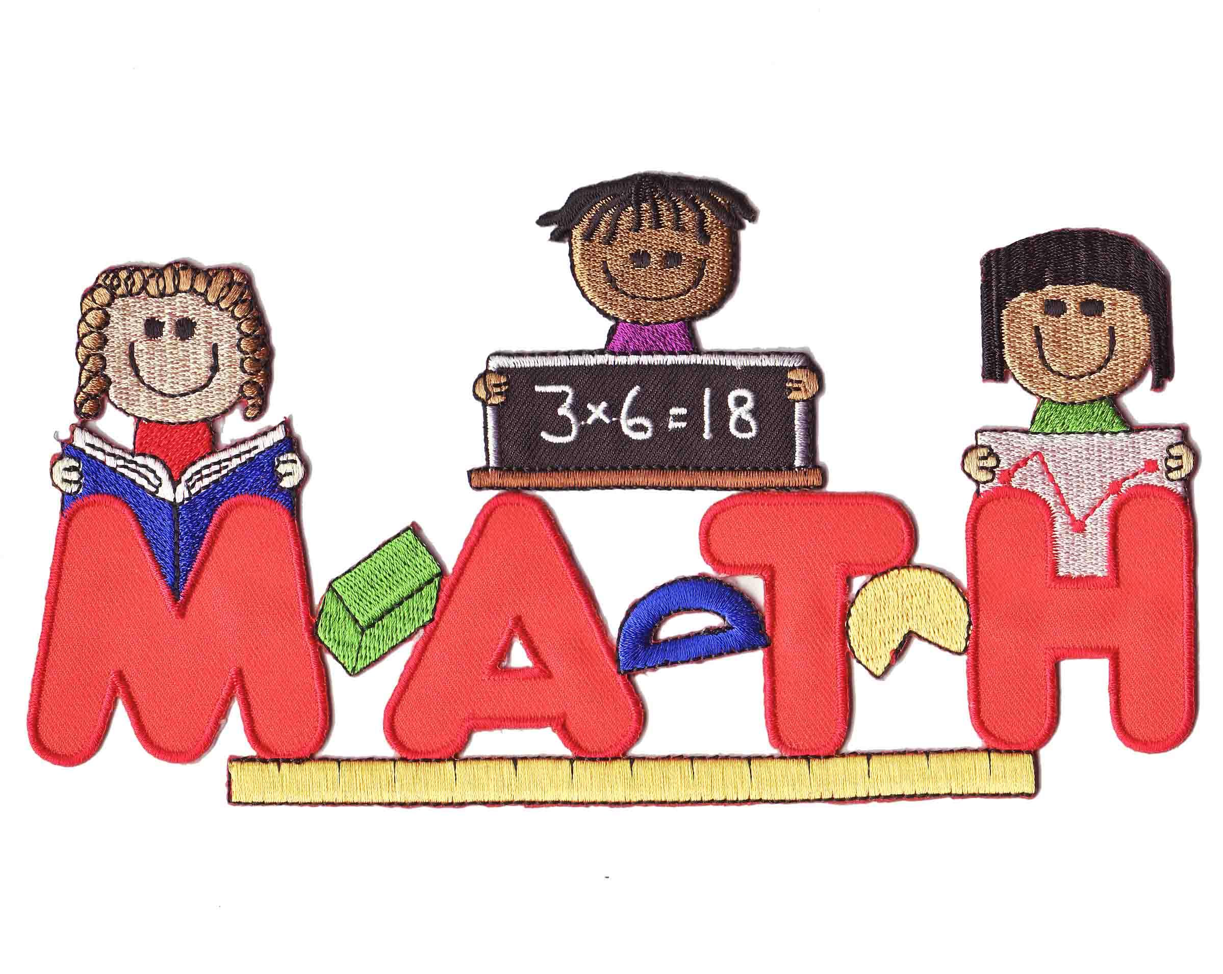 Kids Doing Math