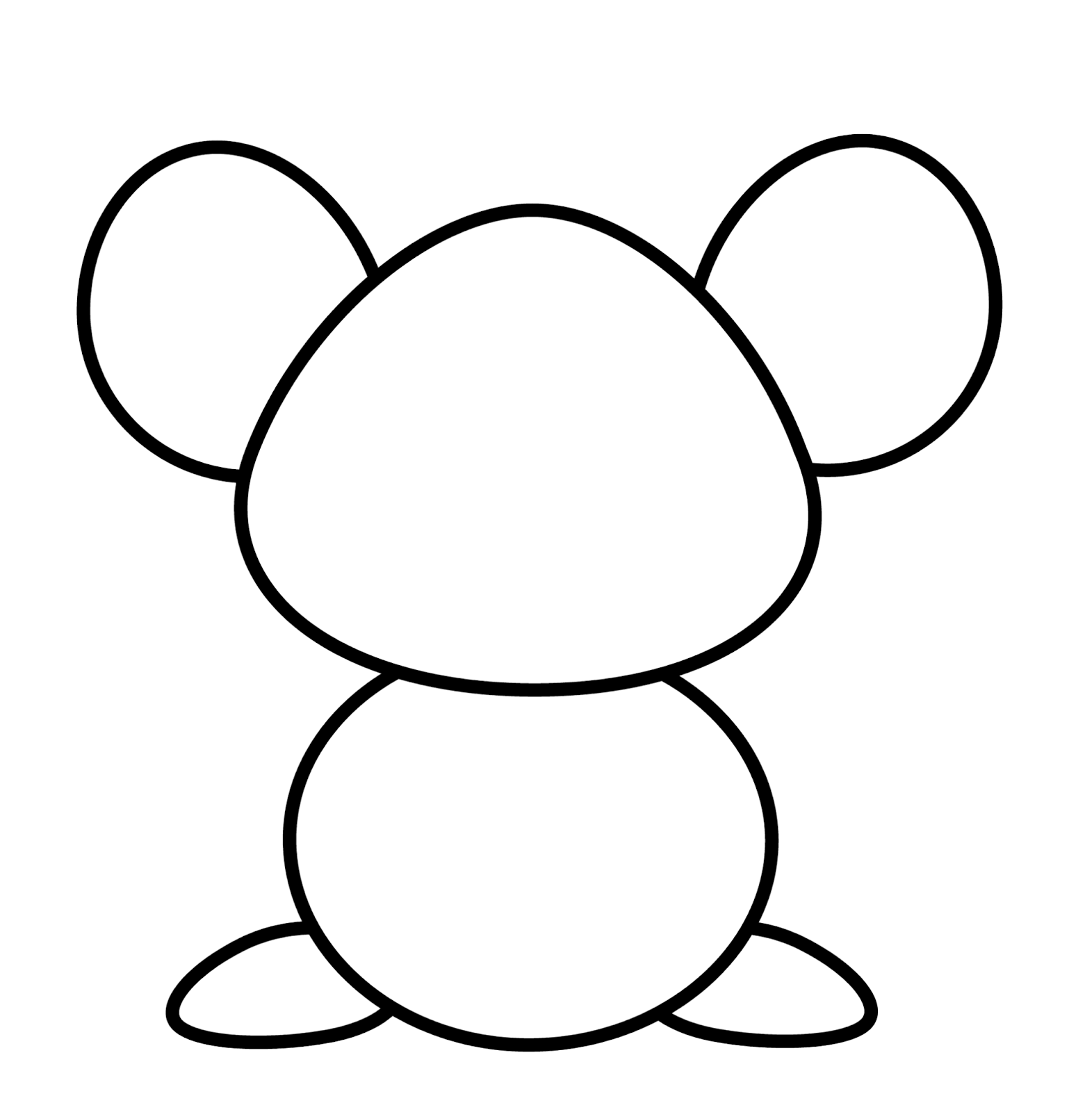 Easy Drawing Mice