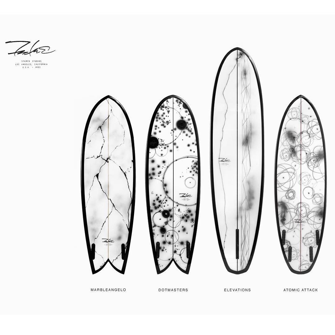 Cool Surfboard Drawings