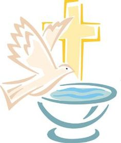 Image result for free clipart baptism