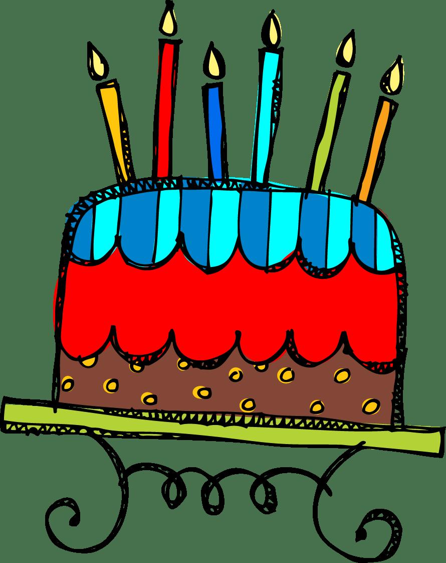 Birthday Cake Images Clip Art