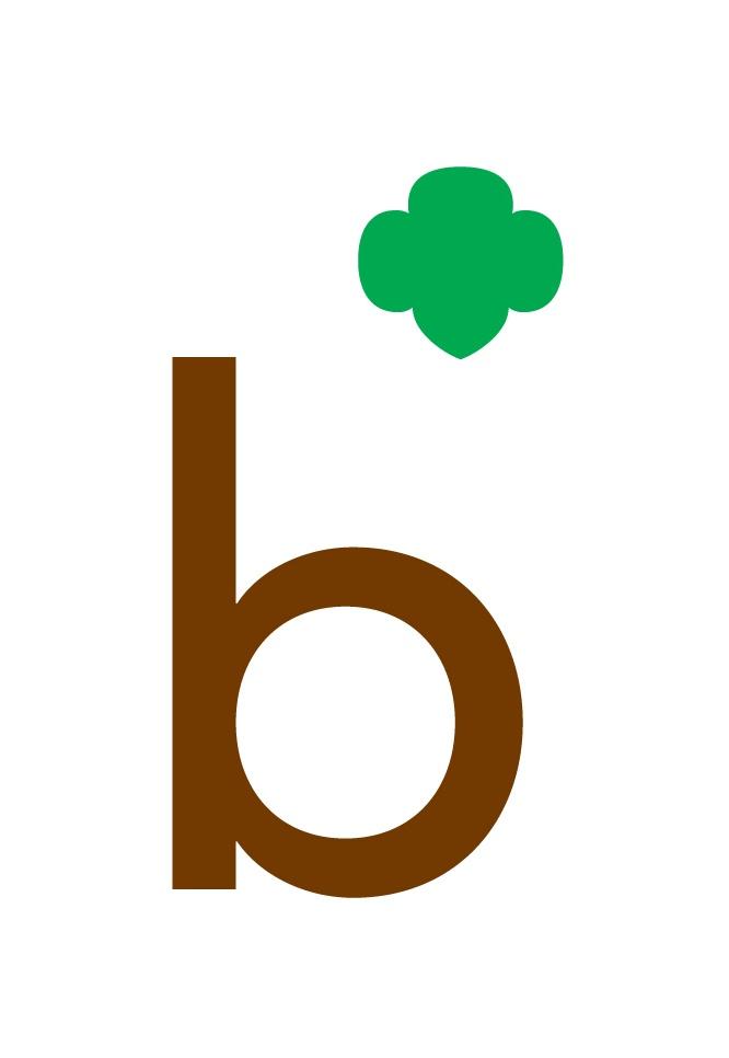 Art Scout Clip Logo Brownie